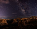 Moonlight and Stars, Monument Canyon print