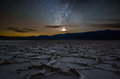 Stars over Badwater print