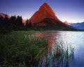 Grinnell Point at Sunrise print