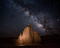 Stars over Temple of the Moon print