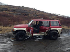 The Way to Get Around in Iceland