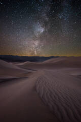 Symmetry:  Stars and Sand Grains