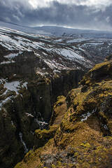 Canyon of the Fulmars