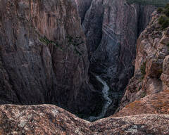 Range of Color in Black Canyon