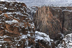 Painted Wall of the Black Canyon