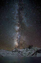 Starry Night at Upper Ice Lake