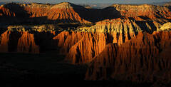 Sunset, Upper Cathedral Valley