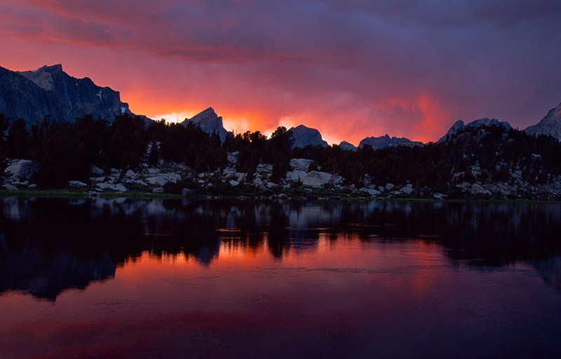 My first visit to the Wind River Range was with several colleagues from the University of Utah Department of Chemistry and their...