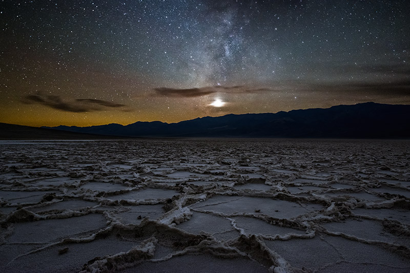 At 282 feet below sea level, Badwater is the lowest elevation in North America and the entire Western Hemisphere. I made...