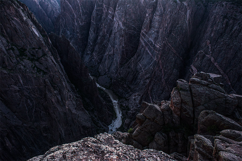 Black Canyon isn't the deepest, widest, grandest, or likely any other -est canyon in the U.S., and perhaps because of that, it...