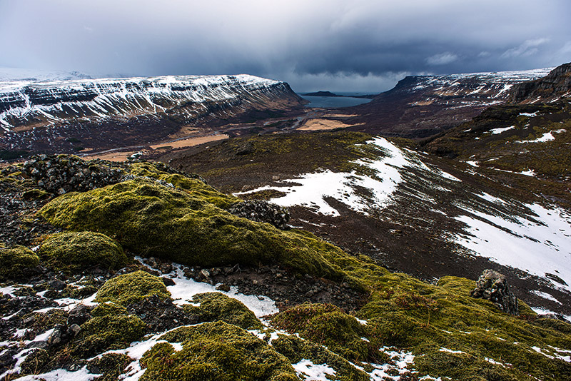 I made this image on the good-weather day of our visit to Iceland. I've spent a lot of time in the mountains over the last 17...