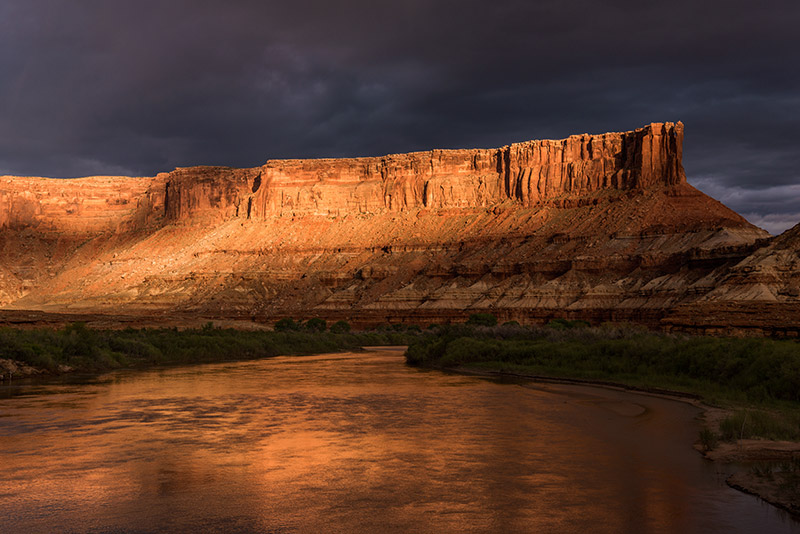 The day before my first overnight river trip was to begin, it rained so hard and so much that Tex's Riverways, who provided my...
