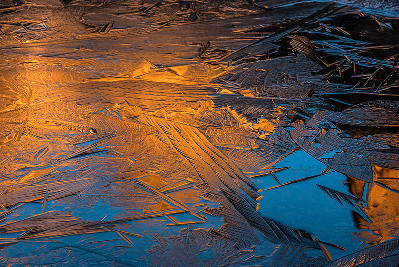 Abstractions in Ice