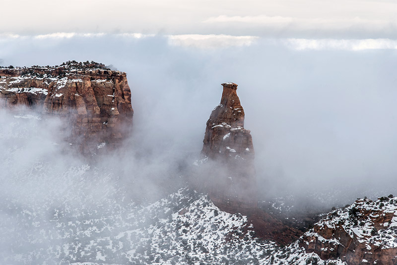 The wilderness character and proximity to a sizable urban area make the Colorado National Monument unique in the National Park...