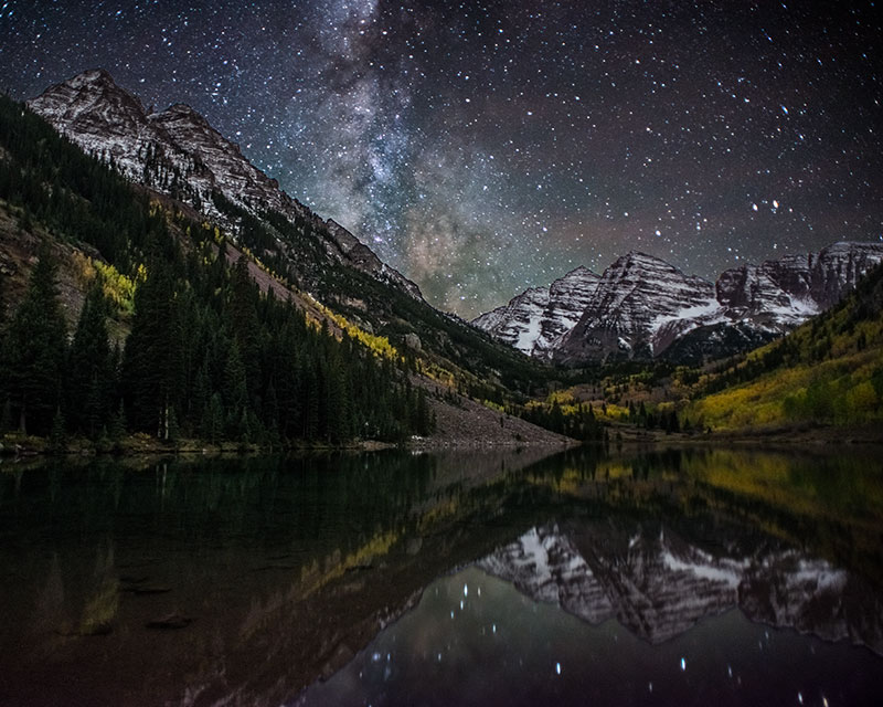 Two 14ers, North and South Maroon, are the centerpieces of one of the most photographed landscapes in North America. A hundred...
