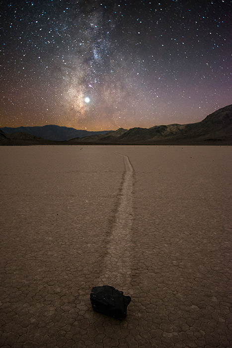 One of the flattest (curved) places on Earth, The Racetrack in Death Valley NP is perhaps the single most surreal landscape I...
