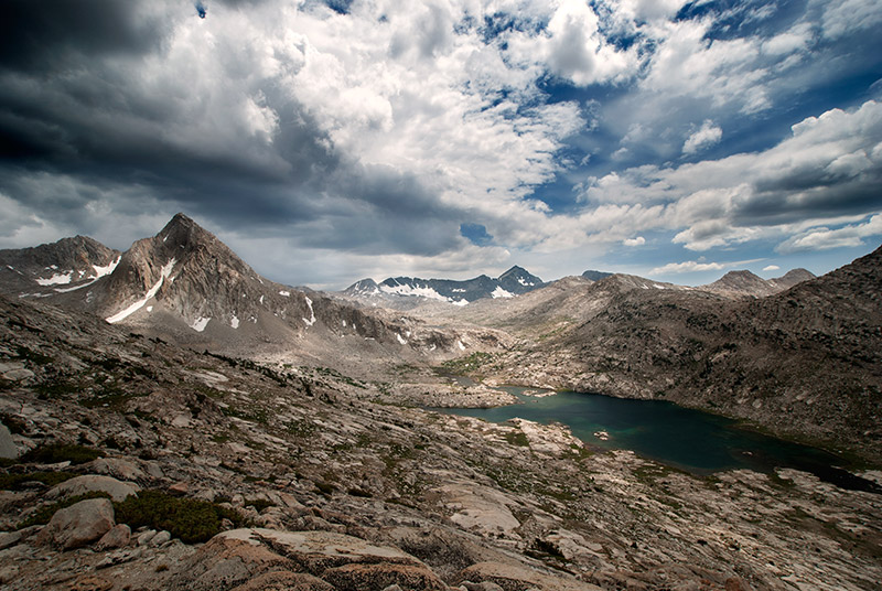 I made this photograph on a day hike during my first visit to the incomparable Evolution Basin with my great friend Greg Drummond...